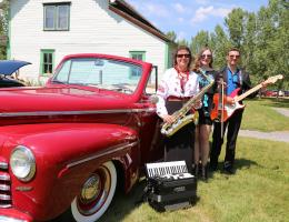 Vintage Day and Friends Ukrainian Music Fest